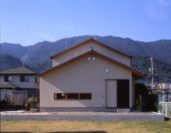 三新田の家