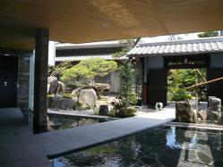 赤坂 中庭